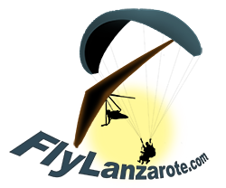Hang glide and Paraglide in Lanzarote